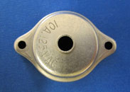 Front - Steel Stamped Motor Cover